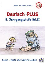 Deutsch PLUS 5. Klasse Bd.II