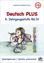 Deutsch PLUS 5. Klasse Bd.IV