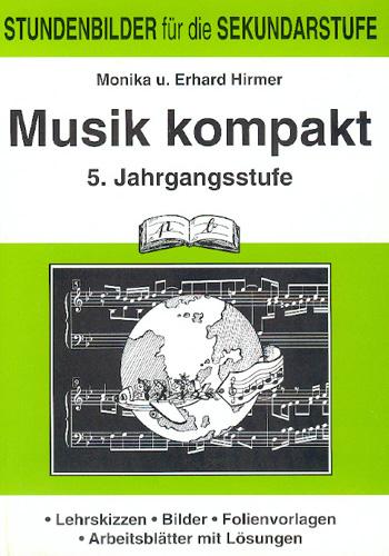Arbeitsblätter und Unterrichtsmaterial für Musik in der Sekundarstufe