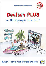Deutsch PLUS 6. Klasse Bd.I