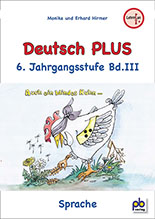 Deutsch PLUS 6. Klasse Bd.III
